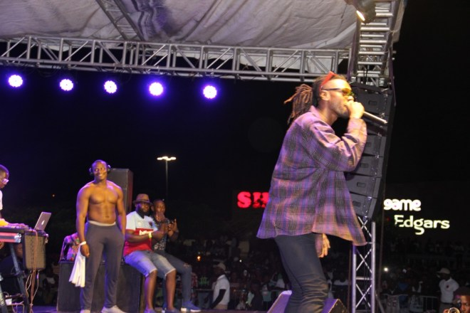 Pappy Kojo at Area Code Jam