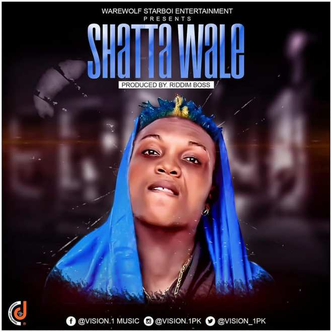 Vision 1 eulogises Shatta Wale in new record