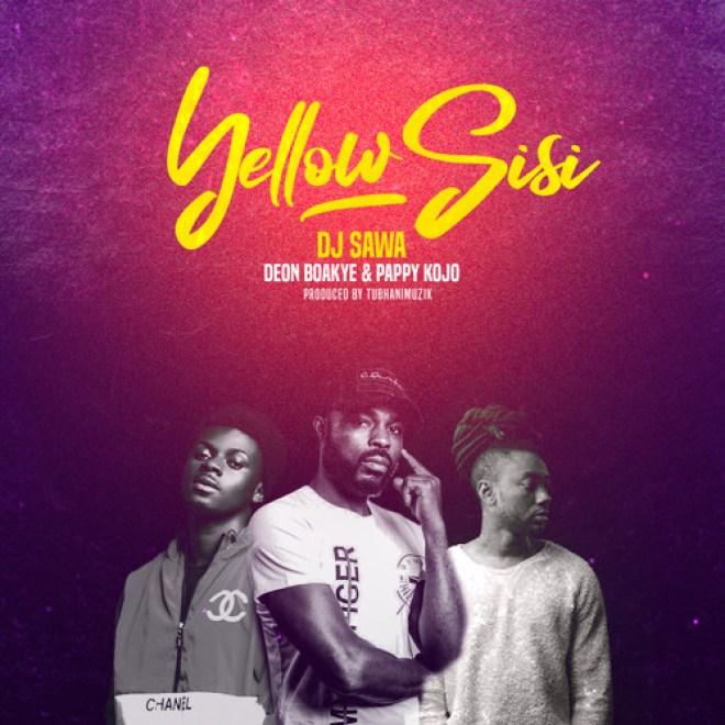 DJ Sawa Yellow Sisi
