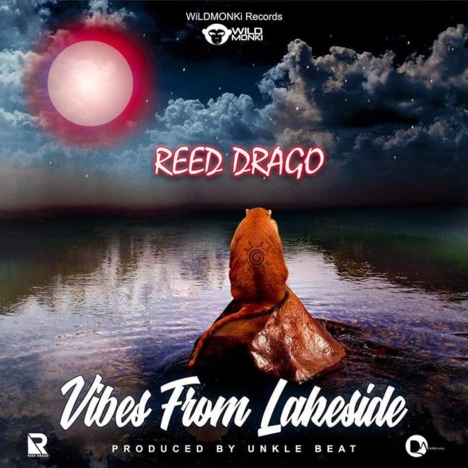 "Reed Drago's debut album ""Vibes from Lakeside"""