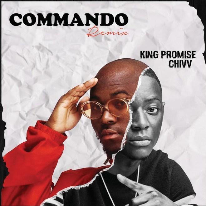 King Promise - Commando Remix