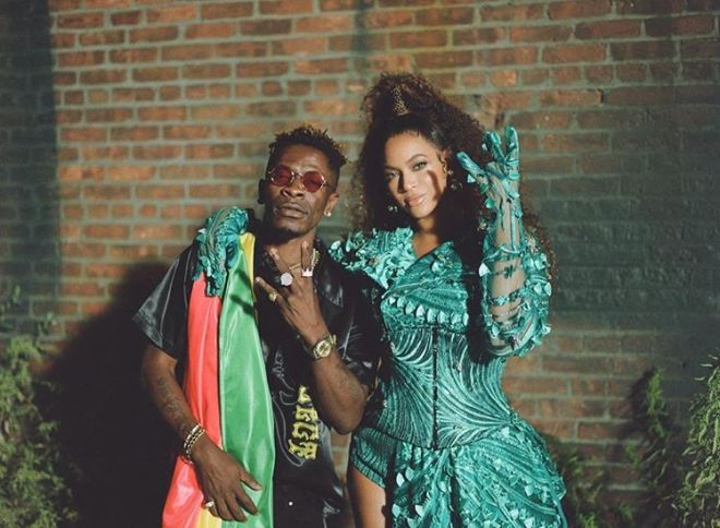 Thank you for believing in my talent - Shatta Wale tells Beyoncé