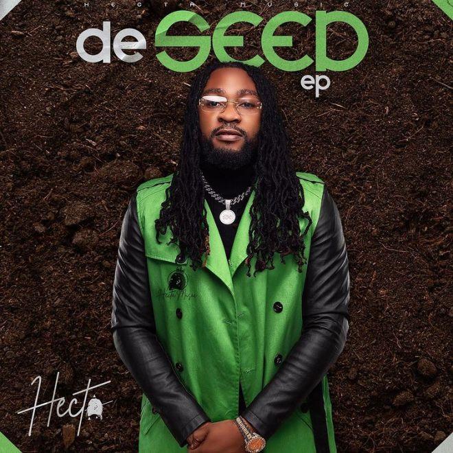 Hecta De Seed EP cover
