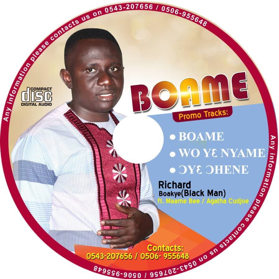 BlackMan - Boame ft Maame Bee x Agartha Cudjoe prod. by IkeMix