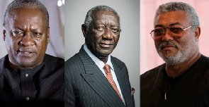 Mahama, Kufuor and Rawlings all eligible to contest for President – Dr Oduro Osae