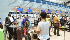 GACL, Immigration, Custom officials at Kotoka Airport exposed in serious begging and luggage pilfering