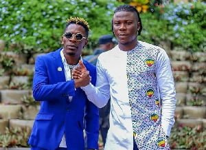Shatta Wale & I deserve special treatment – Stonebwoy