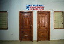 cervical cancer treatment center Ghana