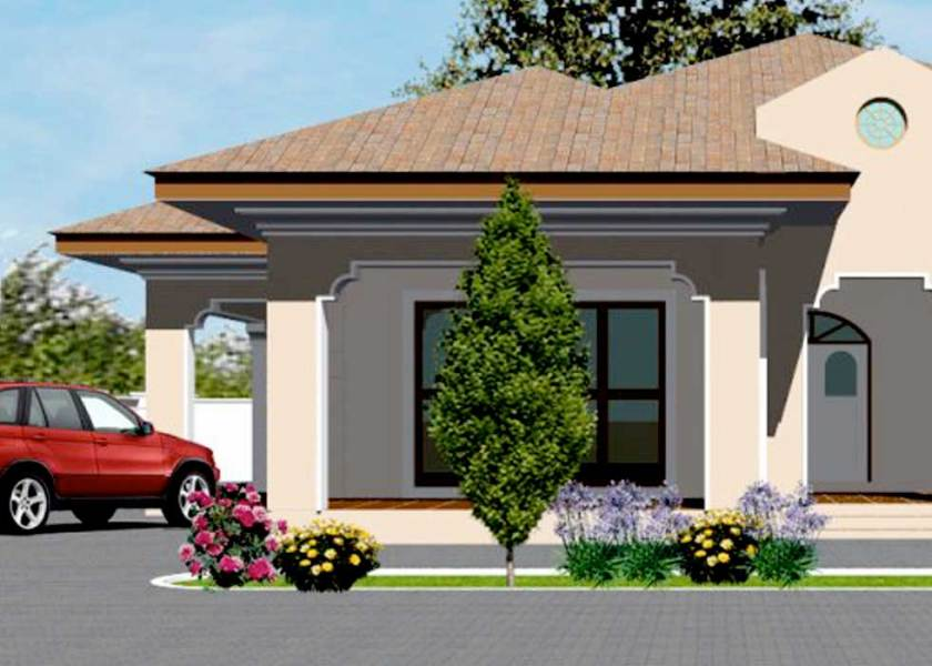 Design Your Own House   Example Home Plans for All Africa Design Your Own House