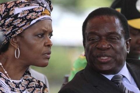 Mugabe sacks his vice-president
