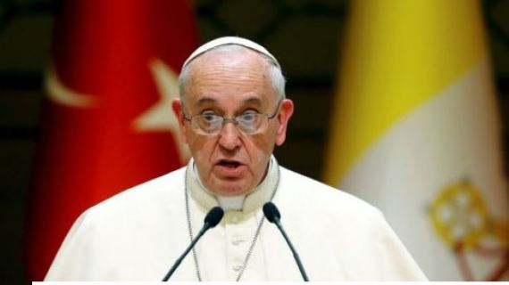 Pope wants priests to marry