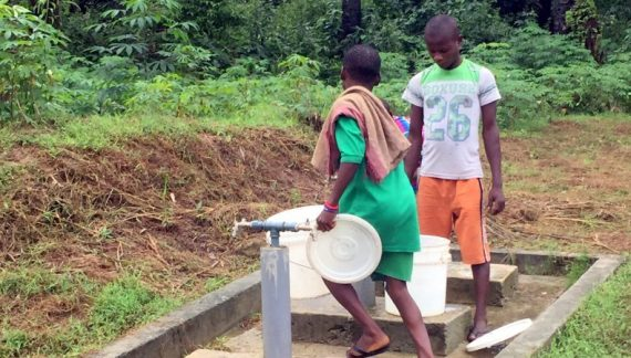 How potable water is changing lives at a rural Nigeria community