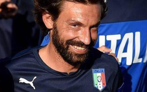 Italy legend Pirlo announces retirement