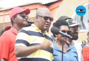 Mahama engaging in political bigotry – Failed MP