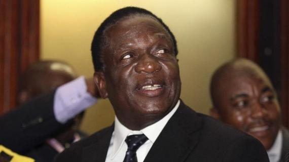 Zimbabwe's axed VP is safe, heading to South Africa – Ally