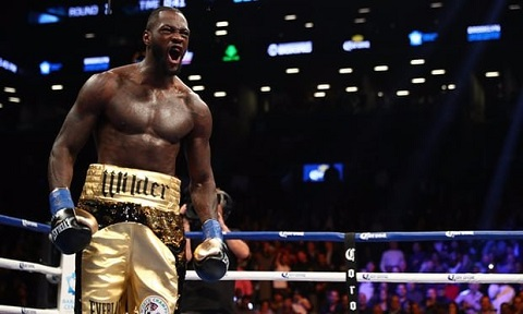 I will beat Joshua in his safe haven of Britain – Wilder
