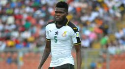 Thomas Partey misses out on CAF best XI