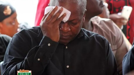 Use KABA's death to look into Ghana's health care delivery – Mahama