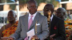 Asantehene slams delta force judgment