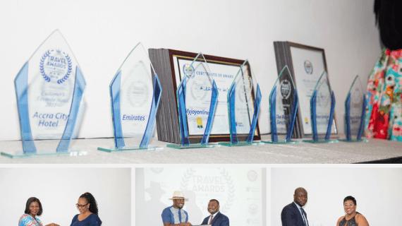Release: Jumia Travel Celebrates the Ghana Travel Awards 2018