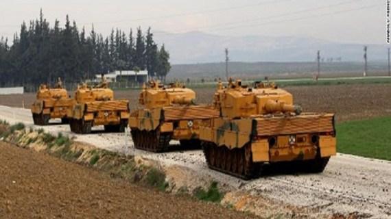 Turkey warns US ahead of Syria airstrikes – Report