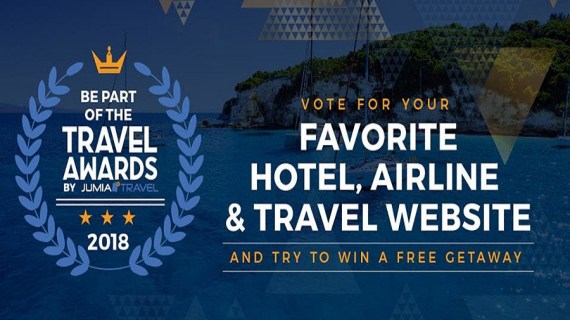 Press Release: JUMIA TRAVEL launches the 2nd edition of AFRICAN TRAVEL AWARDS  To be held in Ghana and simultaneously in many African countries