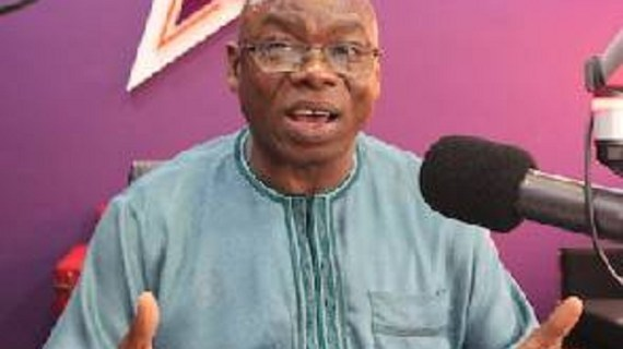 Blaming NDC for high corruption is dishonest, unacademic – Batidam
