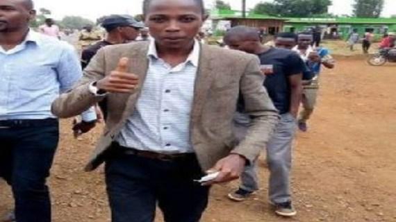 Kenyan student protest leader shot dead