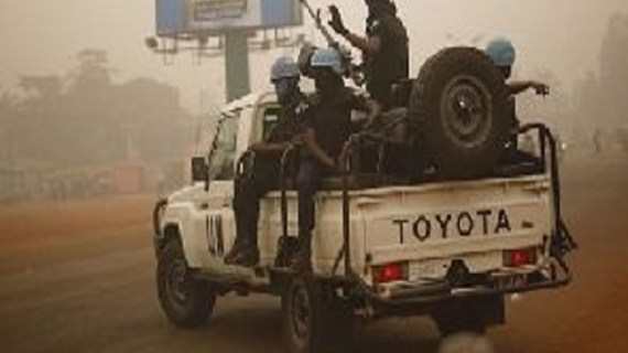 Ghanaian peacekeepers in South Sudan withdrawn over sex abuse allegations