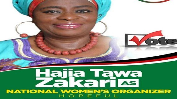 Release: Hajia Tawa Congratulates NDC On The Successful Completion Of Membership Registration Across The Country