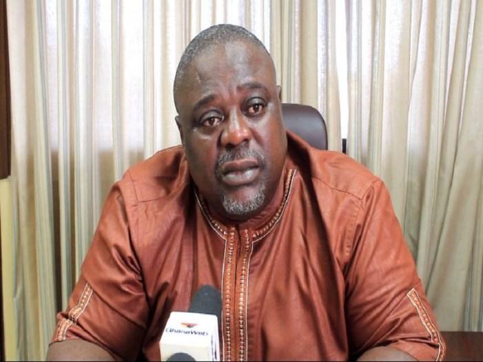 Koku Anyidoho charged with treason