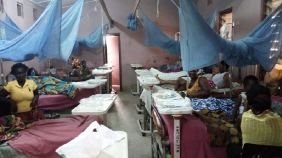 Health centre adopts 1 bed, 2 patients policy
