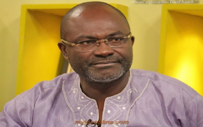 My mouth is causing me opportunities – Kennedy Agyapong
