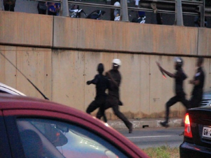 NDC supporters sustain severe injuries after clash with Police
