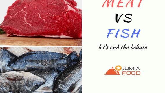 Fish vs Meat; let's end the debate