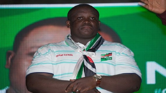 I'm not part of any coup plot – Sam George