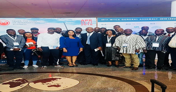 World Trade Centre Accra Leads Successful Trade Mission to the Netherlands