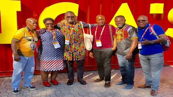 South Africa's Travel Trade Show in Durban: Abeiku Santana's Report