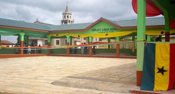 Kwahu West Municipal Assembly Commissions Twin Projects To Boost Living Standards Of Its People