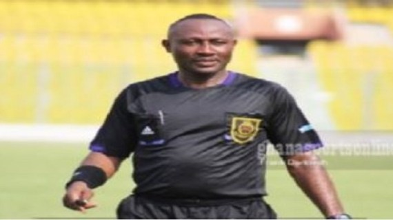 Anas expose: Referee Samuel Sukah, 14 others accused of corruption