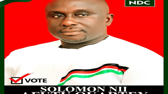 Ineffective Leadership Affected NDC Youth Front – Nii Afutu