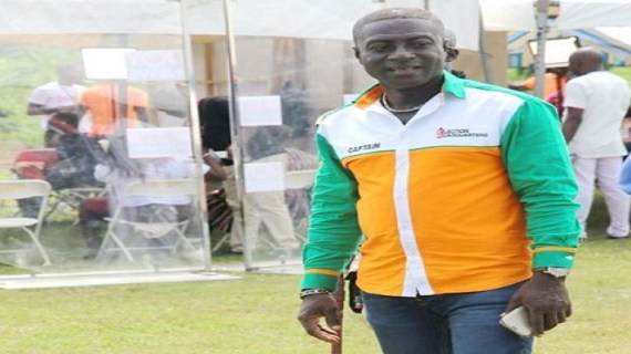Gun-wielding Captain Smart arrested and granted bail at NPP conference