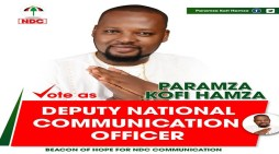 Group Calls For Paramza Kofi Hamza to contest Deputy National Communication Officer