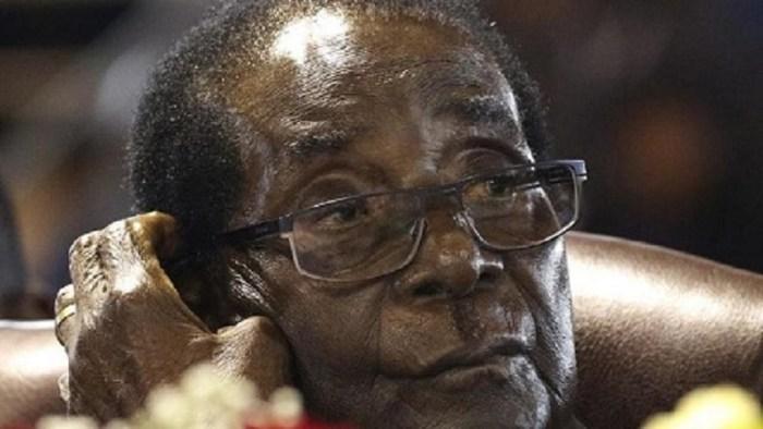 Former Zimbabwe President Robert Mugabe unwell