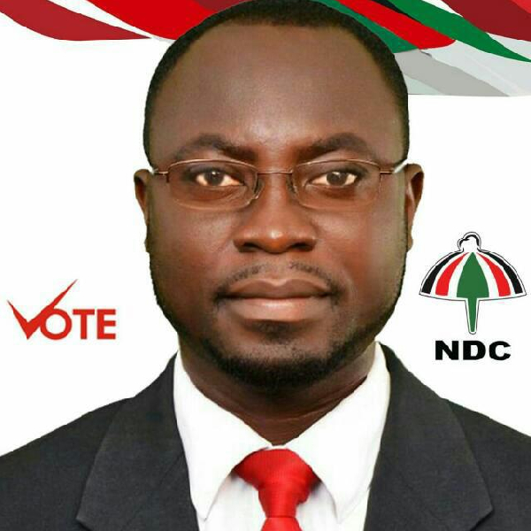 Congratulations NDC for showing the difference between you and the NPP