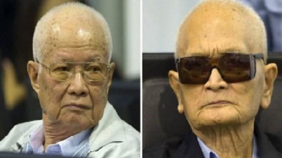 Khmer Rouge surviving leaders guilty of genocide, tribunal finds