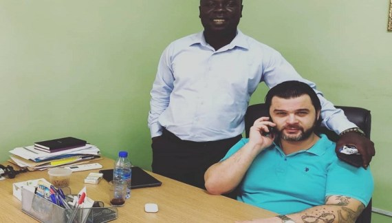 Ozay Onur Encourage More Business Relationship Between Turkey And Ghana