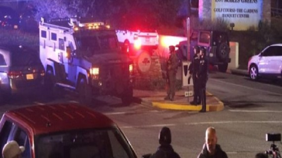 'Multiple fatalities' at California bar shooting