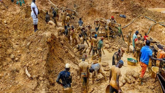 Three companies given green light to start galamsey in Dormaa Municipality