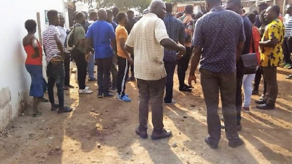 Police shoot NDC members at Ayawaso West Wuogon by-election